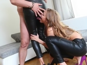 Leather Porn Video