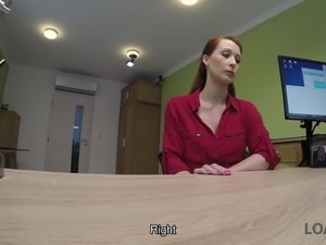 black dick in redhead