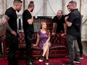 red heads fucked hard video