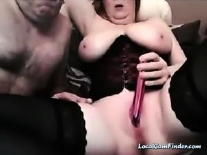 latex glove sex masturbating cumshots