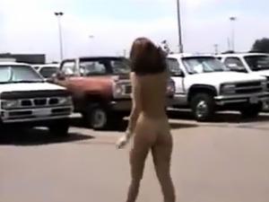 explosive facial video girl