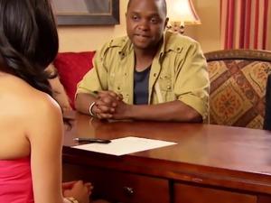 free interracial mature porn