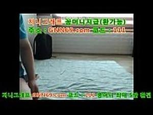 Korea girl nude